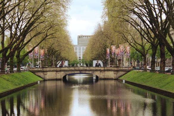 Kö(nigsallee), Düsseldorf