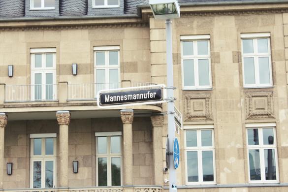 Rheinufer & Aussicht vom Rheinturm, Düsseldorf