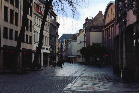 Düsseldorfer Altstadt