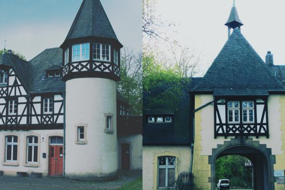 Schloss Eller, Düsseldorf