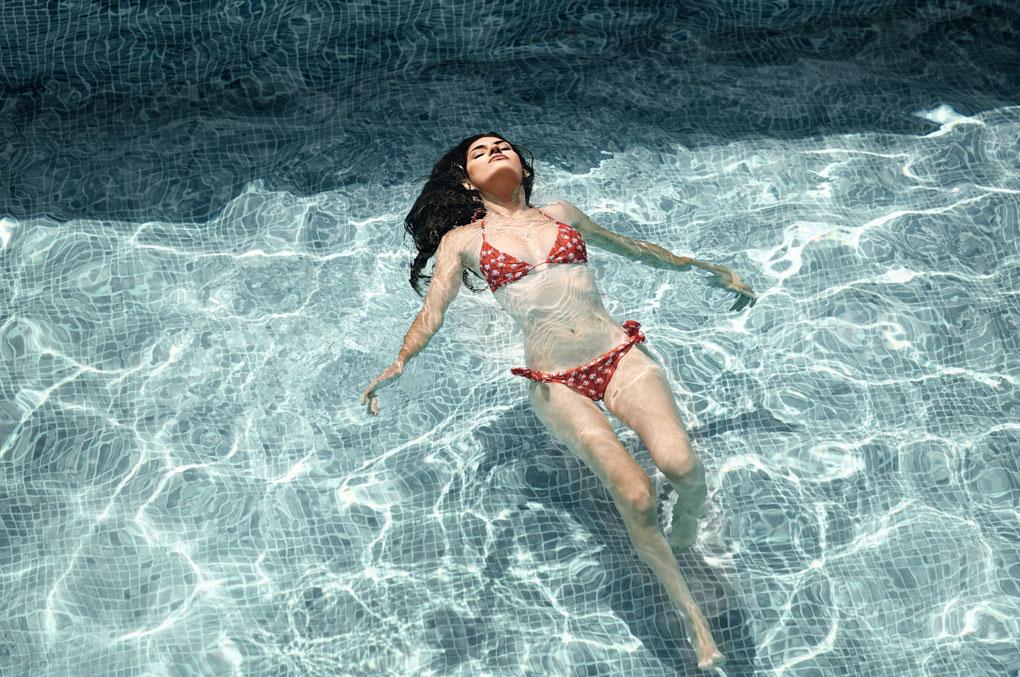 Bikini-finden