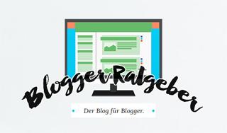 Blogger-Ratgeber-Banner
