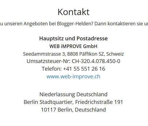 Bloggerhelden-Kontakt