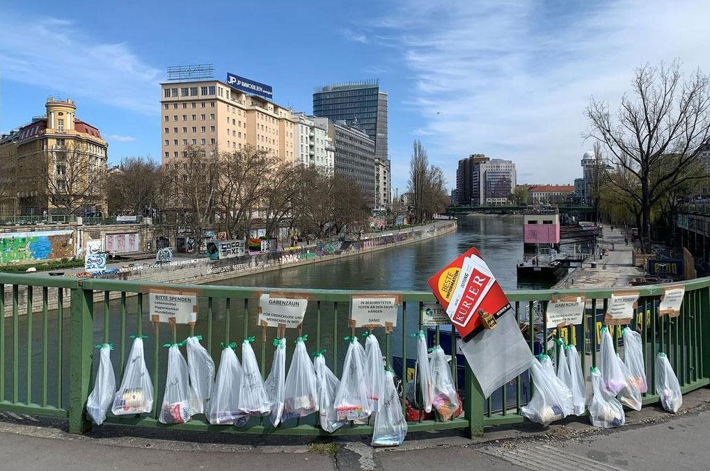 Gabenzaun-Wien