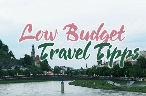 Low-Budget-Reisetipps