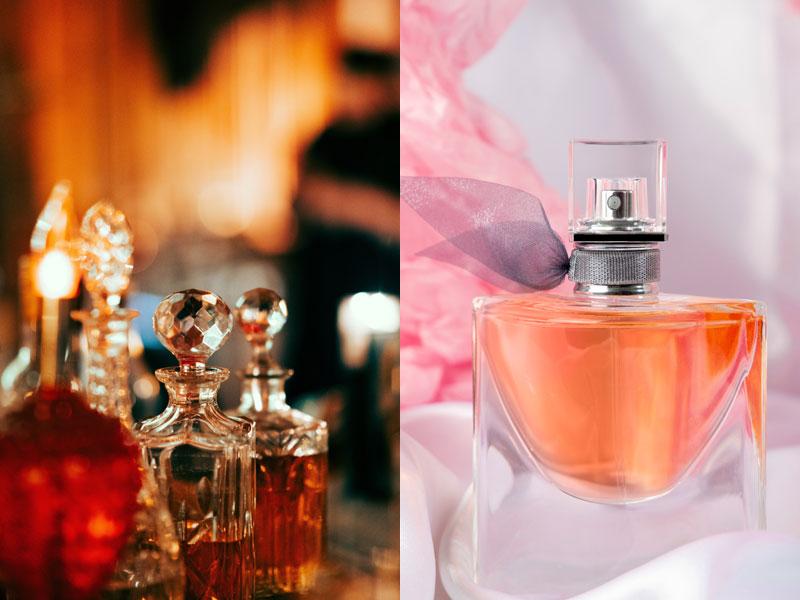 Parfum-Geschichte