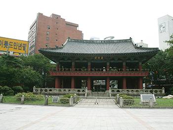 Seoul-Bosingak-Glocke