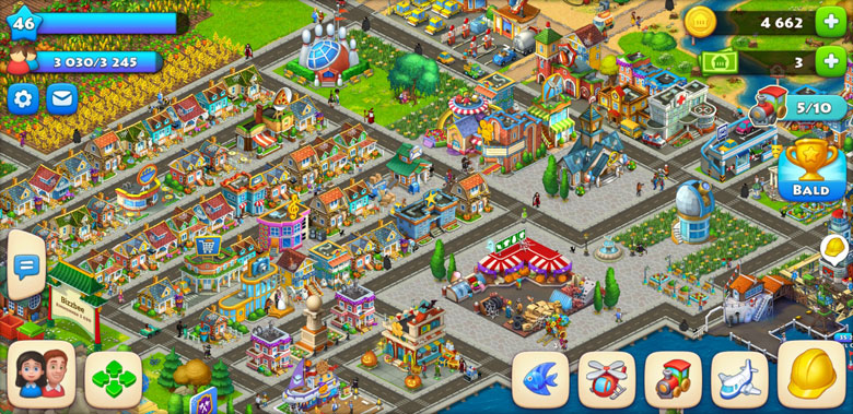 Township3