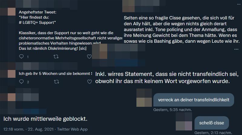 Twitter-Eklat