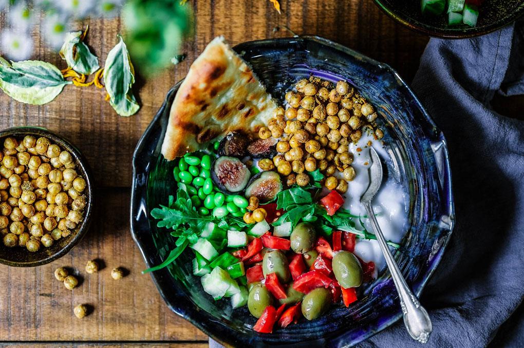 Veganes-Essen