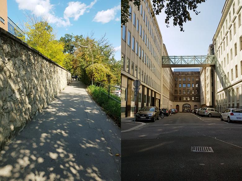 Wien-Snapshots