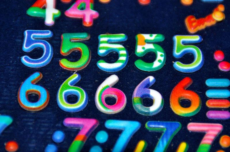 Zahlen-zwischendurch